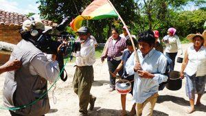 VIDEOS BOLIVIANOS SON FINALISTAS DEL PREMIO ANACONDA 2014